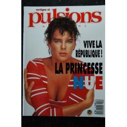 PULSIONS HS 08 SPECIAL STEPHANIE DE MONACO NUE PHOTOGRAPHY PRINCESSE MONACO NUDES