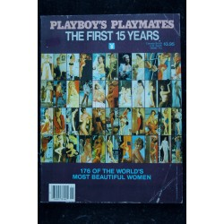 PLAYBOY'S PLAYMATES The First 15 Years