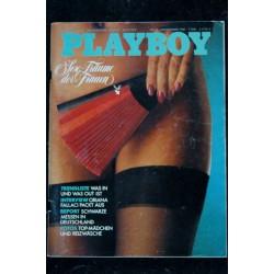 PLAYBOY DEUTSCHLAND 1981 11 Susan SMITH - Scharf Macher Masche - Aurore CLEMENT