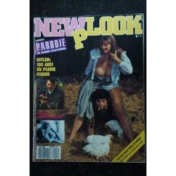 NEWPLOOK 1 GAMBER'S PARODIE DE NEWLOOK NUMERO EXCEPTIONNEL HUMOUR DERISION SEXY