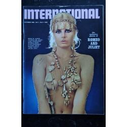 INTERNATIONAL (PLAYMEN) vol. 1 n° 5 1968 10