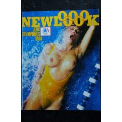 NEWLOOK 12 EDDY MITCHELL RICHARD FEGLEY EROTISME MICHAEL MOORE EROTIC CHIC 1984