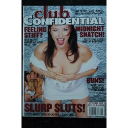 CLUB CONFIDENTIAL 2000 07 Kata Lynn Samina Marie Mulan Natalie & Kate Belinda Assk Alisha