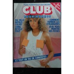 Club Pour Hommes 002 N° 2 STING REVELE TOUT ROSE WENDY JO JO SONIA ET MICHELLE