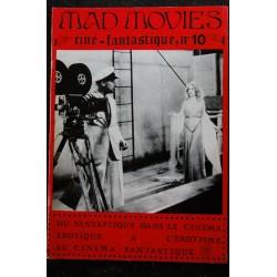 Ciné Fantastique MAD MOVIES n° 10 1975 03 Fac-Similé - Du fantastique à l'érotisme de l'érotisme au fantastique