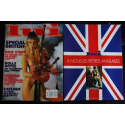 LUI 011 1988 ALEXANDRA LORSKA ROLLS ROYCE KOO STARK LADY JANE ROBERTO ROCCHI + FASCICULE