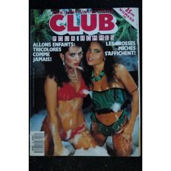 Club Pour Hommes 035 N° 35 XTC LES ROBERTS DE PALMER GAYNOR SHARON & KIM VINNY GEORGIE & BESS