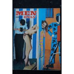 MEN ONLY 1966 08 - TRES RARE VINTAGE - Samantha Holliday - PRU