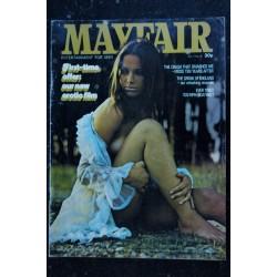 MAYFAIR UK Vol 07 N° 04 1974 YVETTE BREBBIA