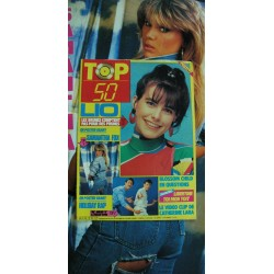TOP 50 030 MYLENE FARMER LIBERTINE LIO CATHERINE LARA + POSTER SAMANTHA FOX 1986