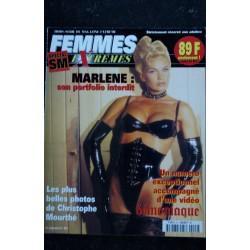 FEMMES EXTREMES N° 002H MARLENE CHRISTOPHE MOURTHE PHOTO SEXY