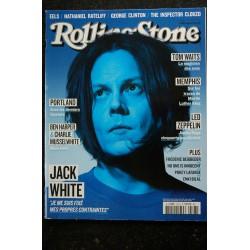 ROLLING STONE L 14199 103 Jack White Portland Ben Harper C Musselwhite Tom Watts Memphis Led Zeppelin