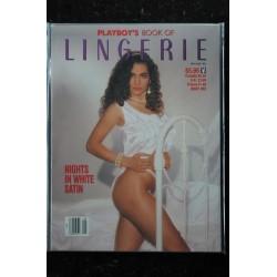 PLAYBOY'S LINGERIE 1992 MAY/JUNE TAMIKA SHERMAN BRENDA HINES LISA CANADA L. CARR