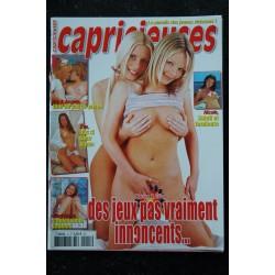 Hustler's Capricieuses 41 - 2008 07 - Cover Karine & Elisa - HUSTLER'S GIRLS INTEGRAL NUDES EROTIC PHOTOGRAPHY
