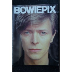 BOWIEPIX David BOWIE Omnibus Press - 36 pages de photos D Bowie