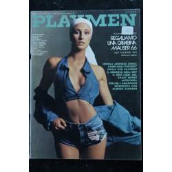 PLAYMEN Italy 1973 07 anno VII n° 7 Ursula Andress Xaviera Hollander Crazy Horse Fellini Roldan Berengere d'Aragon