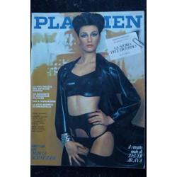 PLAYMEN Italy 1975 04 anno IX n° 4 ZEUDI ARAYA Maria Schneider Emmanuelle Tenessee Williams Bensa Dorin Baccolo
