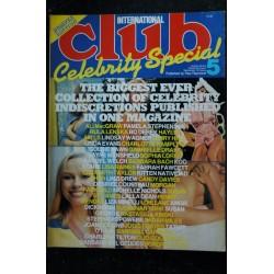 Club International Celebrity Special 05 1984 FARRAH FAWCETT JODIE FOSTER JBO DEREK ERRY HALL CHARLOTTE RAMPLING ELIZABETH TAYLOR