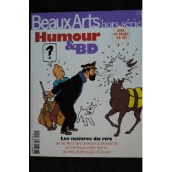 BEAUX ARTS HORS-SERIE 7 2009 COVER ASTERIX A 50 ANS ! LE GENIE D'UDERZO L'HUMOUR DE GOSCINNY
