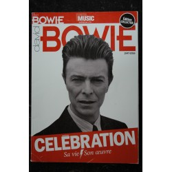 Loopz Digital Music 16 DAVID BOWIE cover + 132 pages -