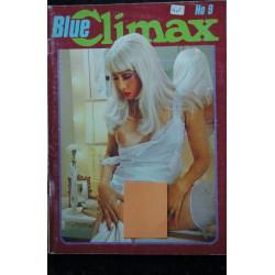 Blue Climax N° 8 * 1977 * 64 pages Color Climax Corporation Revue Roman Photo Adultes