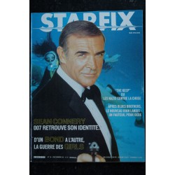STARFIX 011 1983 WARGAMES MEGAVIXENS RUE BARBARE BERNARD GIRAUDEAU LA FEMME PUBLIQUE
