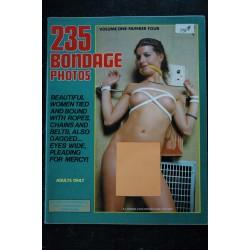235 Bondage photos Vol 1 n° 4 - 1981 04 - A London Enterprises Publication