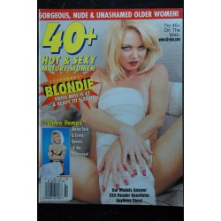 40 + - 1997 12 - Blondie Swiss Miss - NUDE EROTIC CHARME - 116 pages