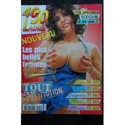 40 / 50 Ladies n° 1 - Julia Cindy Jacqueline Martine Monique .. - Fr - Nude Erotic Charme - 68 pages