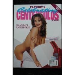 PLAYBOY'S CELEBRATING CENTERFOLDS 1999 04 VOL 2 KAREN McDOUGAL SHANNON TWEED ERRICO