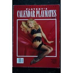 PLAYBOY'S Calendar Playmates N° 14 1992 Shannon Tweed Penny Baker René tenison Lisa Matthews