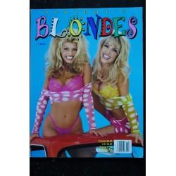 PLAYBOY'S BLONDES 1995 10 Debra Jo FONDREN Kim Egler GAELLE COMPARAT MICHELE SMITH SANDRA WILD SUSIE OWENS
