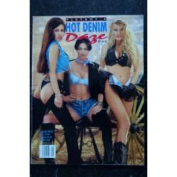PLAYBOY'S HOT DENIM DAZE 1995 07 ELOISE BROADY RACHEL JEAN MARTEEN PETRA VERKAIK PAM ANDERSON BARBARA MOORE