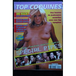 TOP COQUINES n° 2 - FEMMES EXTREMES - SPECIAL PIPES - Phimippe Gilles le rêve américain