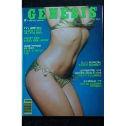 Genesis 1978 / 05 Caren KAYE - Yale's Yolanda - Kitty - Nicki - Erotic Vintage