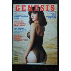 Genesis 1978 / 09 - Friends & lovers bared - Mel Brooks - Mira lakeland - Erotic Vintage