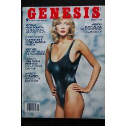 Genesis 1979 / 03 - Jane Fonda - Marilyn Chambers - Amber - Penny Ravin - Erotic Vintage