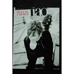 iao n° 1 Mylène FARMER février/mars 2005 * 36 pages Poster