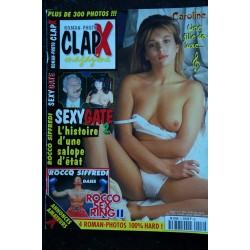 CLAP X N° 002 Sexy Gate 2 l'histoire d'une salope d'état - Rocco Siffredi SEX RING II - plus de 300 photos