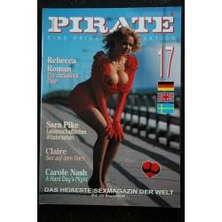 PIRATE 16 TABATHA CASH 16 p. En Private Publikation Revue Roman Photo Adultes