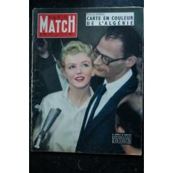 PARIS MATCH N° 226 JUILLET 1953 COVER MARILYN MONROE