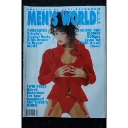 MEN'S WORLD Vol. 3 N° 06 GAYNOR & GINA AMBER PORSHA HEATHER SOPHIE BILLY Z CUP MAGGIE