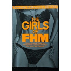 FHM The Girls of FHM 1999 Special Collectors Edition -116 pages