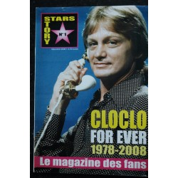Stars Story n° 1 CloClo for ever 1978 - 2008 - RARE - 2008 03 - 48 pages