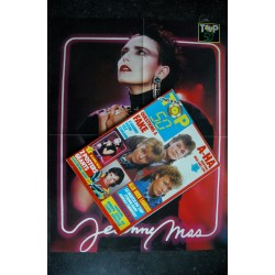 TOP 50 032 13 au 19 oct. 1986 Les Avions Etienne Daho Prince Mader Jean Michel Jarre Posters Europe Julie Pietri