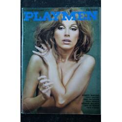 PLAYMEN 4 1968 05 BRIGITTE BARDOT MARIE FRANCE BOYER MARIA LATOUR NUE 1968