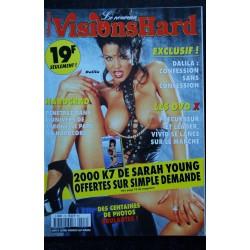 Visions Hard 16 Dalila - Hardcrad - John T. Bone - Les bourses et le vit - Anal Queen