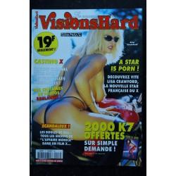 Visions Hard 17 Les débutantes de Patrice Cabanel - Lisa Crawford - Philippe Cochon