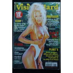 Visions Hard 21 NJ de Bahia - Spantaneeus - Illona - Overdose - Christophe Clark