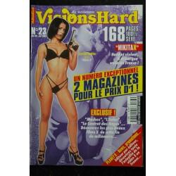 Visions Hard 23 NIKITA X - Machos de Coppola - Contrat des anges Dorcel - Nathalie Dune - Mario Salieri